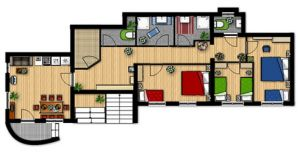 Apartment TYPE F - 103 m2: