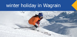 winter holiday in Wagrain